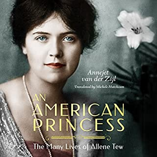 An American Princess: The Many Lives of Allene Tew Titelbild