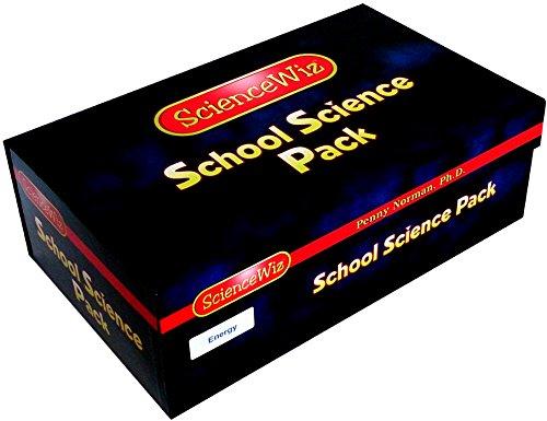Science Wiz 9905 - Paquete de energía para profesor (6 unidades)