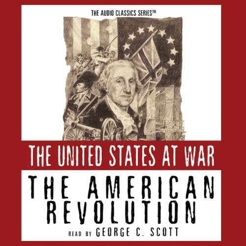 The American Revolution copertina