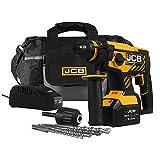JCB Tools - JCB 20V Cordless Brushless SDS Rotary...