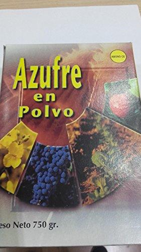 AZUFRE EN POLVO 750GRS