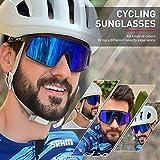 Zoom IMG-1 kapvoe polarizzati occhiali da ciclismo