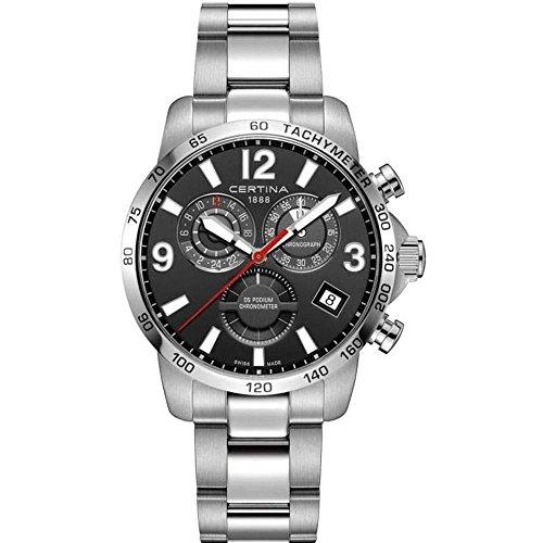 Reloj Certina DS Podium Chronograph GMT C034.654.11.057.00