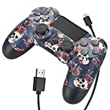 AUGEX Cool Design Colorful PS4 Controller...