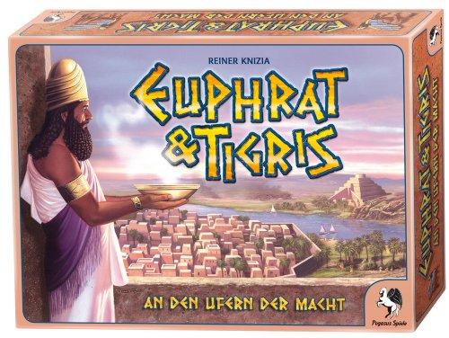 Pegasus Spiele 51600G - Euphrat und Tigris