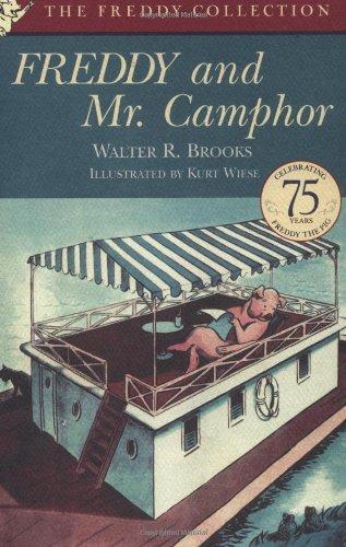 Freddy and Mr. Camphor (Freddy the Pig)