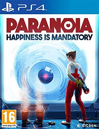 Paranoia: Happiness is Mandatory R2, PS4 PlayStation 4 Standard