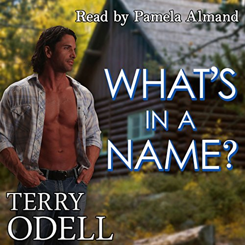 What's in a Name? audiobook cover art