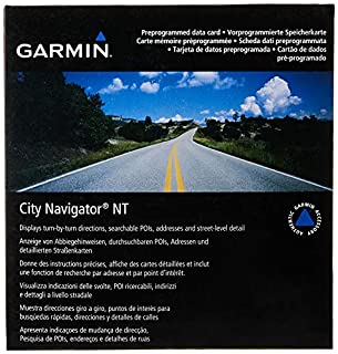 Garmin 901243 - Tarjeta de Datos microSD (City Navigator NT Europa) (B000MNA3BG) | Amazon price tracker / tracking, Amazon price history charts, Amazon price watches, Amazon price drop alerts