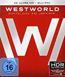 Westworld 4K. Staffel.1, 3 UHD-Blu-rays + 3 Blu-rays