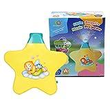 vGRASSP New Born Toy – Little Angel Baby Sleep Star Projector with Star