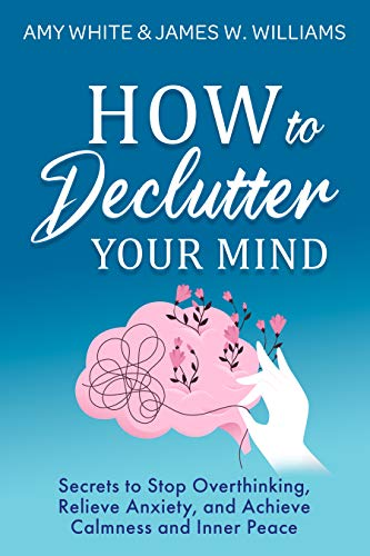 75% price cut!  <em>How to Declutter Your Mind: Secrets to Stop Overthinking, Relieve Anxiety, and Achieve Calmness and Inner Peace</em> by Amy White and James W. Williams