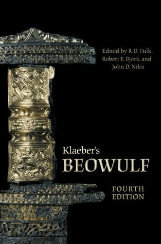 Klaeber's Beowulf, Fourth Edition (Toronto Old English Studies) by University of Toronto Press, Scholarly Publishing Division (2008-04-05)