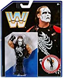 WWE Sting Retro Aplicación Figura de acción...