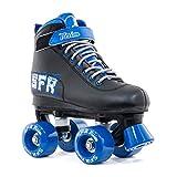 SFR Vision II Patins à roulettes Unisexe Enfant, RS239, Bleu (Blue), 30.5 EU