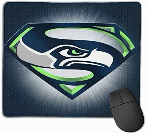 Seahawks Mouse Pad 10 X 12 Mouse Pad Durable Computer Game product image