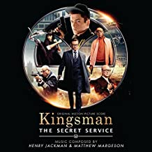 the kingsman movie soundtrack