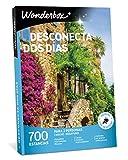 WONDERBOX Caja Regalo -DESCONECTA Dos DÍAS- 700 estancias Rurales para Dos Personas...