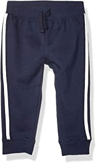 The Children's Place Baby-Boys 3002885 Fleece Joggers Track Pants - Blue