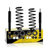 OREDY Struts Rear Air Spring to Coil Conversion Kit 90004 Air Shocks Suspension Coil Spring Compatible with Town Car/Crown Victoria/Grand Marquis 2003 2004 2005 2006 2007 2008 2009 2010 2011