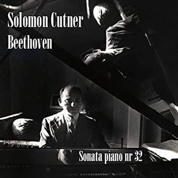 Ludwig Van Beethoven : Piano Sonata No 32