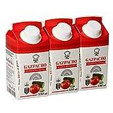AL PUNTO gazpacho pack 3 unidades de 330 ml