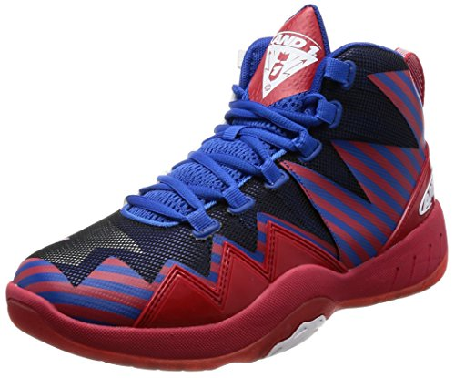 AND1 Mens Boom Basketball Sneakers Shoes Casual - Red - Size 10 D