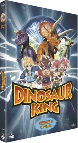 Dinosaur King-Saison 1-Volume 1