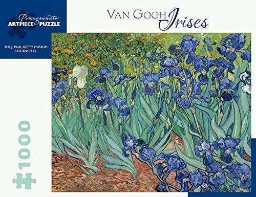Pomegranate Vincent Van Gogh - Irises: 1,000 Piece Puzzle