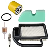 Harbot Air Filter Tune up Maintenance Kit for CC LT1042 LT1045 LTX1040 LTX1042 LTX1045 RZT42 Toro 98018 LX420 LX460 Lawn Mower