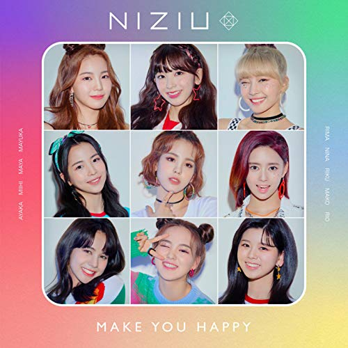 [single]Make you happy – NiziU[FLAC + MP3]