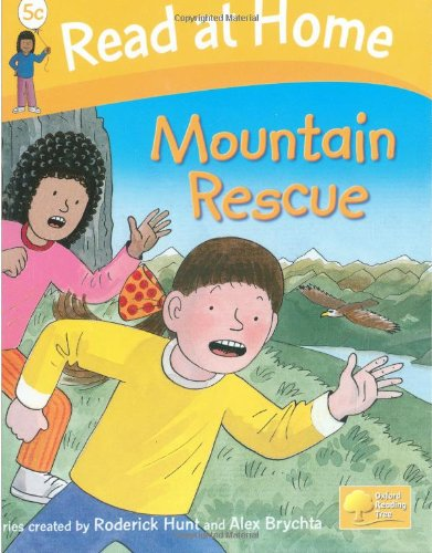 Read at Home: More Level 5c: Mountain Rescue (Read at Home Level 5)の詳細を見る