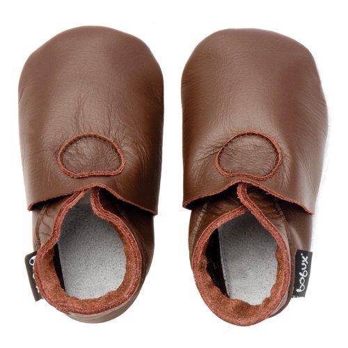 Bobux - Zapatos para bebé, Color marrón