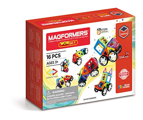 Magformers - Wow Set (16 Piezas)