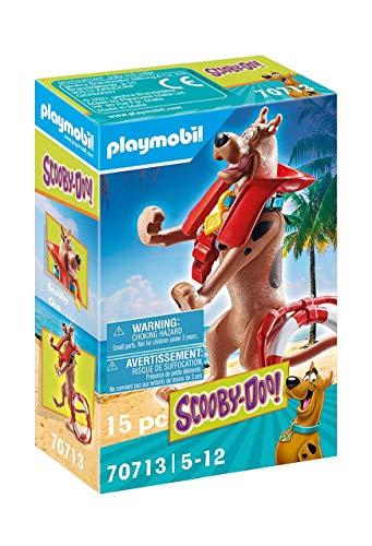 PLAYMOBIL SCOOBY-DOO! 70713 Figura Coleccionable Socorrista, A partir de 5 años
