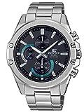 Casio Reloj Analógico para Hombre de Cuarzo con Correa en Acero Inoxidable EFR-S567D-1AVUEF