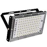 DUOLITE 100 Watts Brick LED Flood Light | Super Strong Body and Handle |8IC High Lumens Energy...