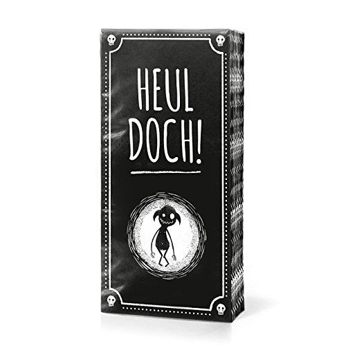 """Pechkeks Taschentücher Rotzlappen """"Heul Doch!"""""""