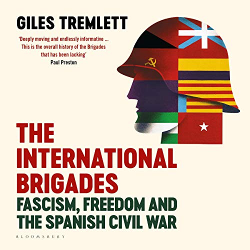 The International Brigades cover art