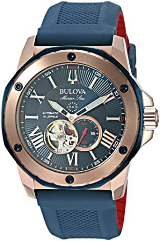 Bulova Marine Star 98A227 Rose Gold One Size product image