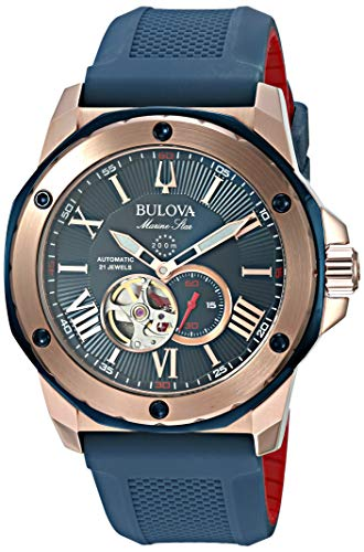 Bulova Marine Star - 98A227 Rose Gold One Size