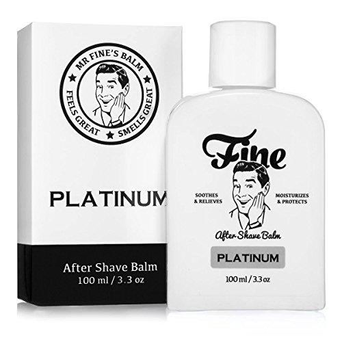 Fin Accoutrements après-rasage Balm – 100 ml