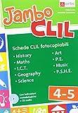 Jambo CLIL. Per la Scuola elementare. Con CD-Audio (Vol. 4-5)