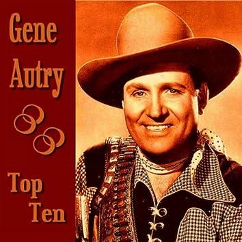 Gene Autry Top Ten