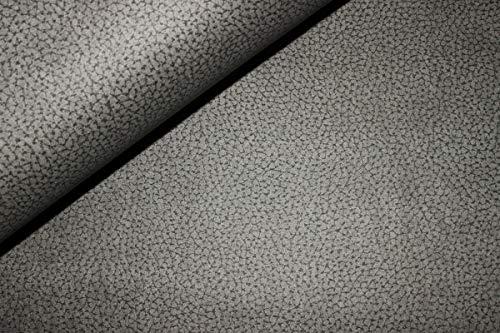 Rucksackstoff Taschenstoff Lederoptik/robuster Stoff/grau / Breite: 1,45 Meter/Länger: Verkauf in 0,1 Metereinheiten - wird am Stück geliefert