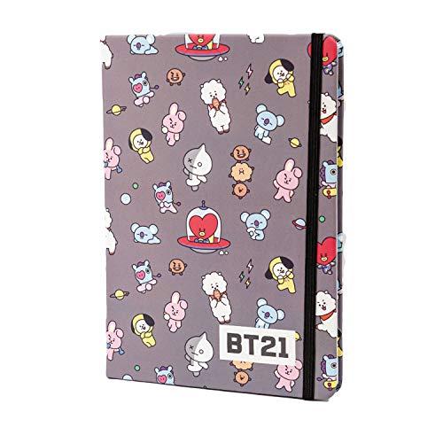 BT21 -Cuaderno Diario