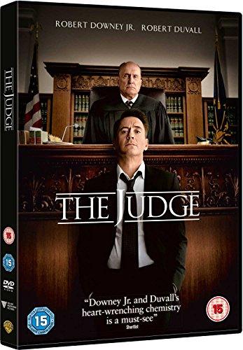 The Judge [DVD] [2014]