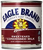 Eagle Brand Sweetened Condensed Milk, 14 oz (Pack of 6) - SET OF 3