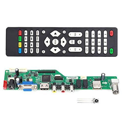 PC/HDMI/TV/USB-Eingang Audio-LCD-Controller-Karte Audio-LCD-Monitor-Unterstützung 7-55-Zoll-LVDS-Bildschirm