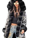 Roiii Women's Fur & Faux Fur Coats